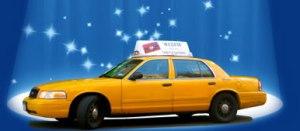 yellow cab in mountain view | Los Altos Taxi